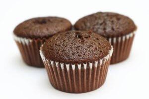 懶人甜點教學-巧克力杯子蛋糕