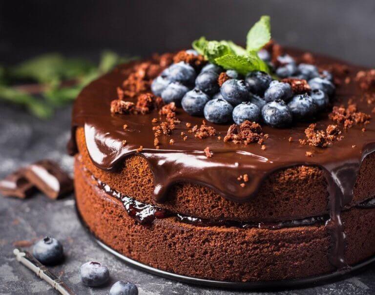 超簡單蛋糕食譜