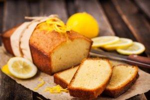 在家簡單做甜點 檸檬味蛋糕