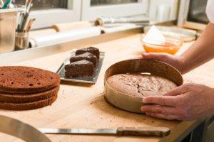 黑森林巧克力蛋糕材料與做法