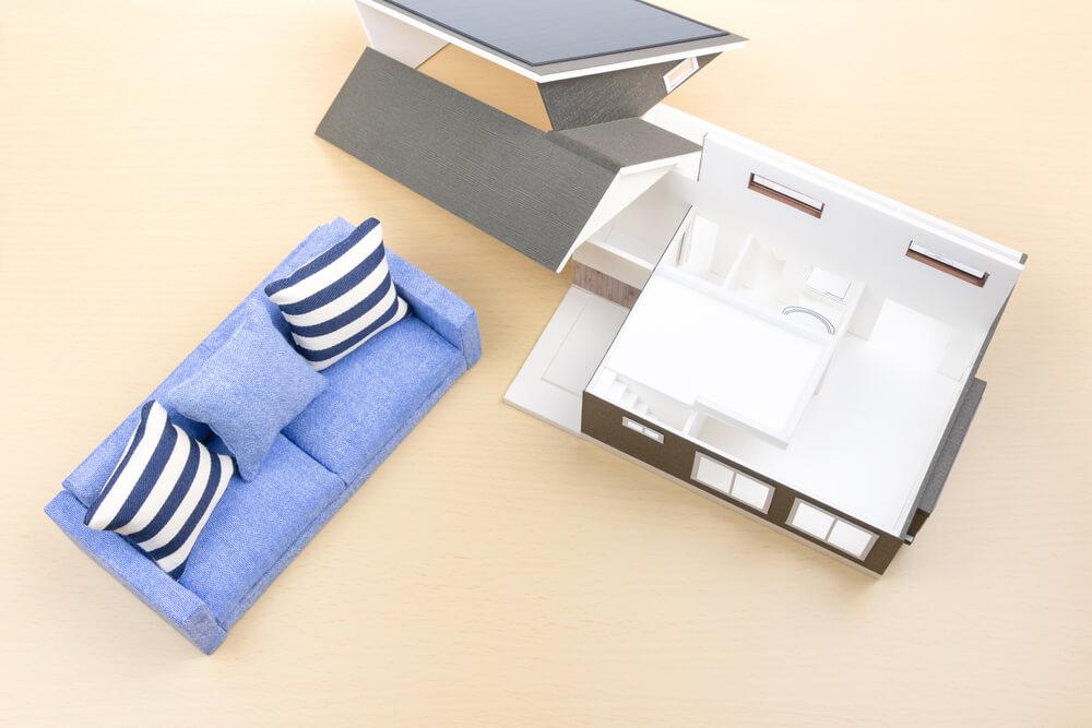 沙發大小與尺寸需要衡量空間大小