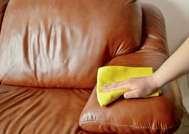 真皮沙發保養方法
