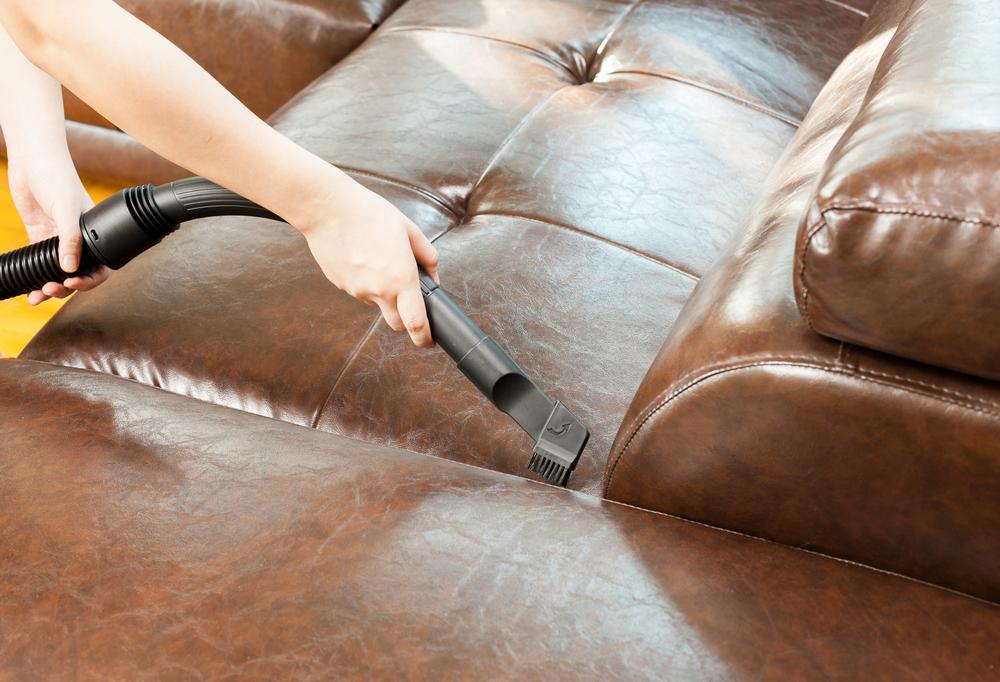 貓抓皮沙發清潔使用吸塵器