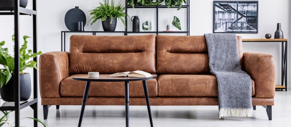 沙發材質:真牛皮